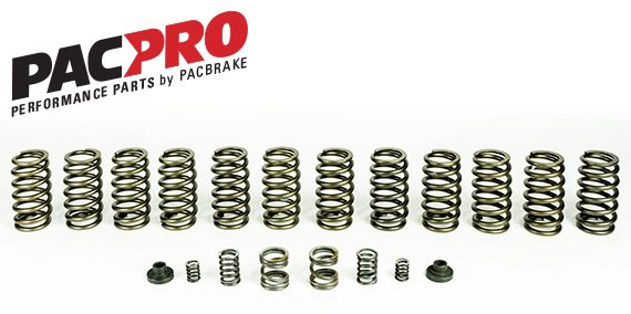 Pacbrake 3/4K Governor Spring Kit and 12 HD 60PSI Valve Springs 1994-1998 HP10245