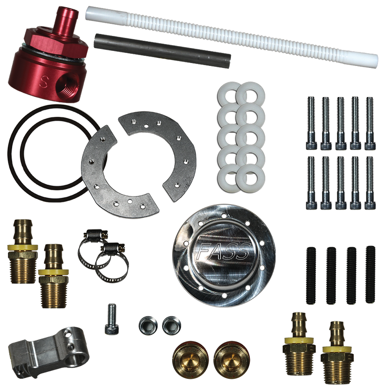 Fass Diesel Fuel Sump Kit with Bulkhead Suction Tube Kit STK-5500