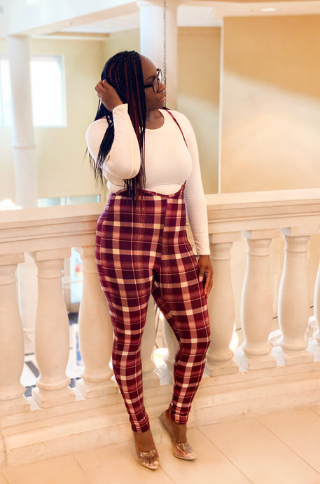 Fall in Plaid