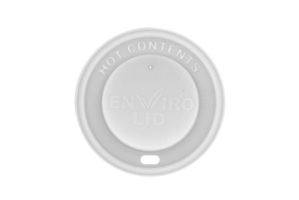 Recyclable White Lids - Herbert & Ward Ltd