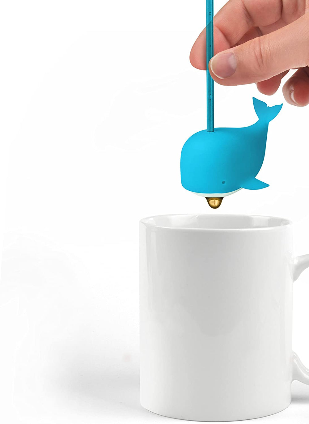 Brew Whale Tea Infuser - Herbert & Ward Ltd