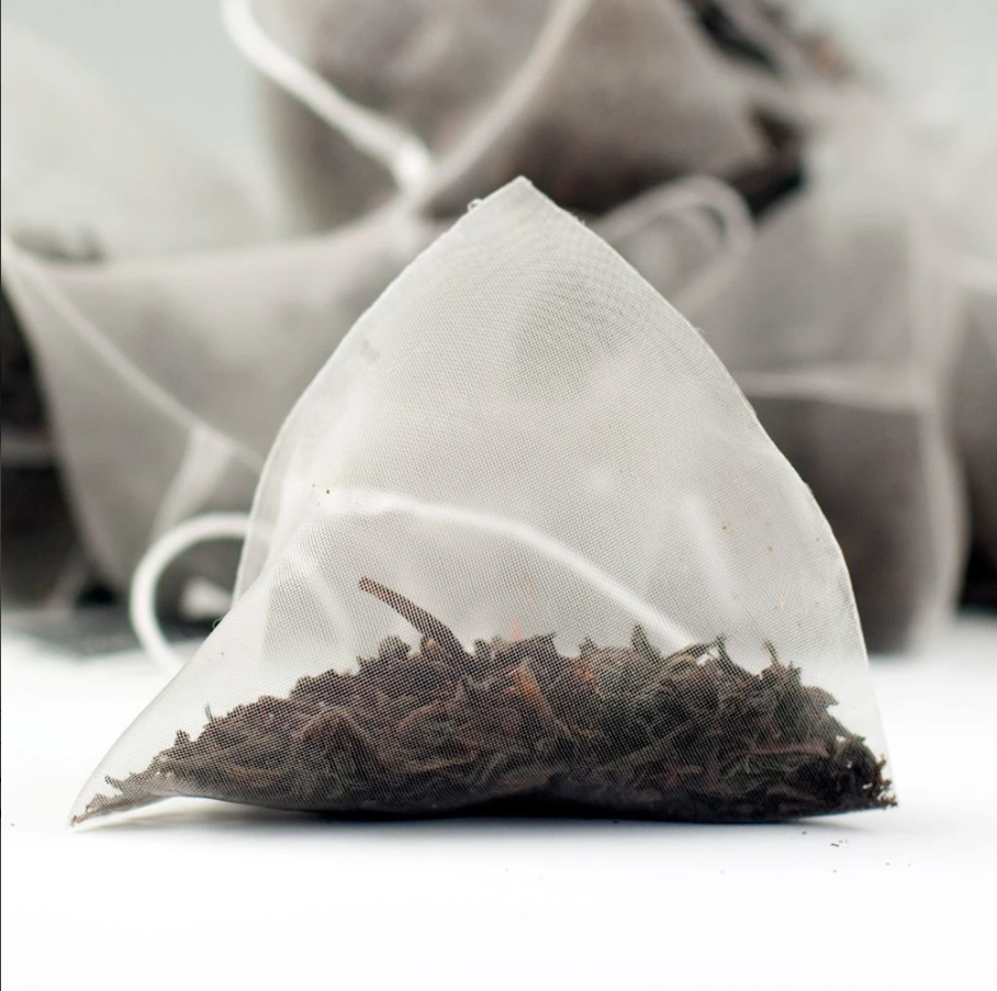 Decaffeinated English Breakfast - Pyramid Tea Bag - Herbert & Ward Ltd