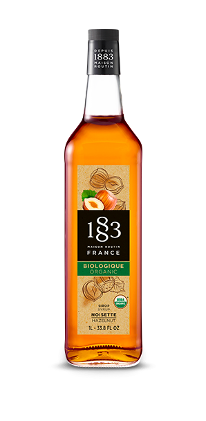 GINGERBREAD 1883 SYRUP - Herbert & Ward Ltd
