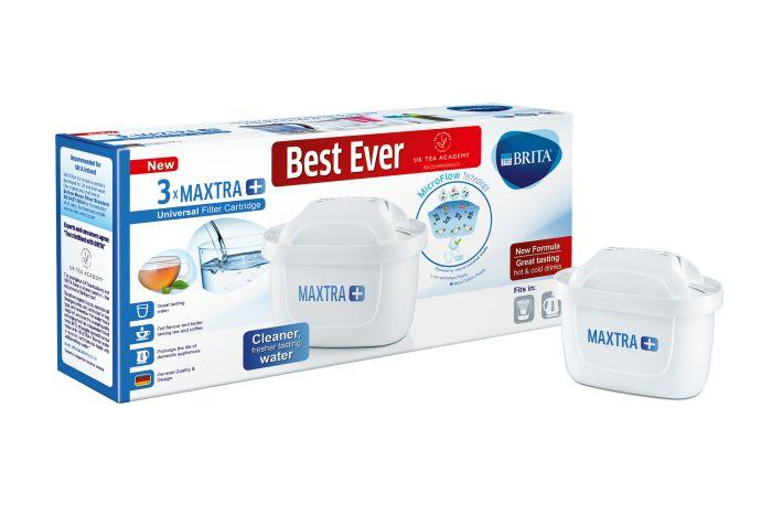 Brita Mantra + Filter Cartridges (3 pack) - Herbert & Ward Ltd