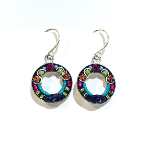 Firefly Hoop Earrings