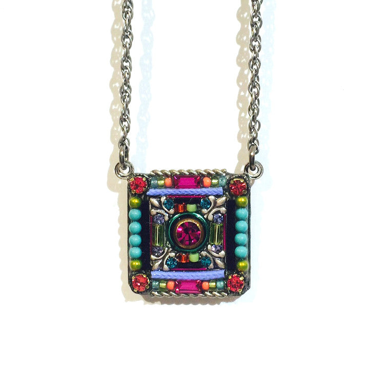 Firefly Multicolor Necklace