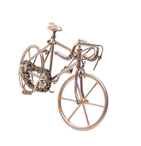Metal Road Bicycle