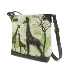 Canvas Giraffe xbody