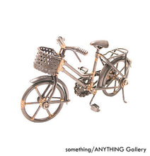 Metal Bicycle with Basket