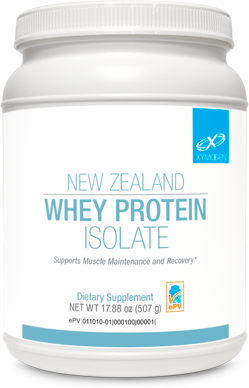 New Zealand Whey Protein Isolate 30 Servings