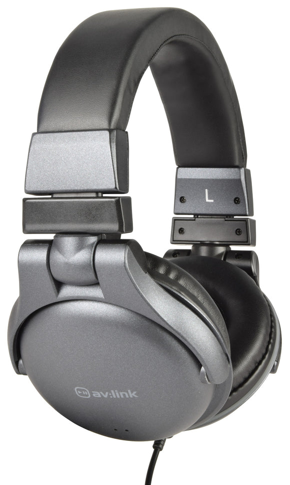 Comfort Headphones with In-line Volume Control - eav-online.com