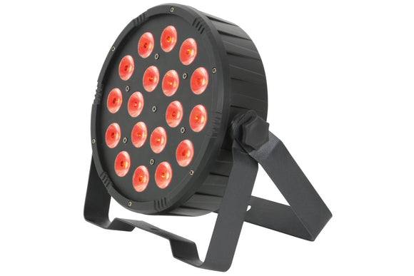 QTX PAR100 High Power 3-in-1 LED Plastic PAR Can - eav-online.com