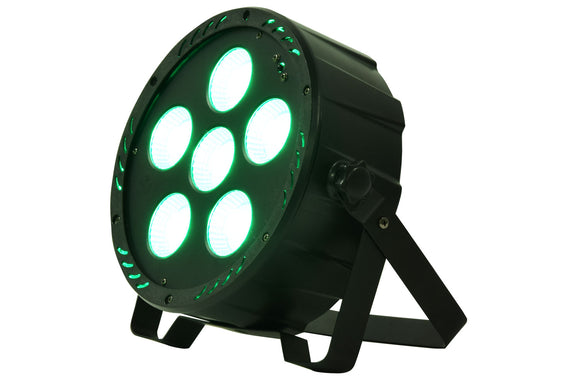 QTX PAR-180 High Power RGB PAR Light with IR Remote - eav-online.com