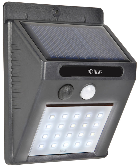 20 LED Solar Security Light with Motion Sensor - eav-online.com