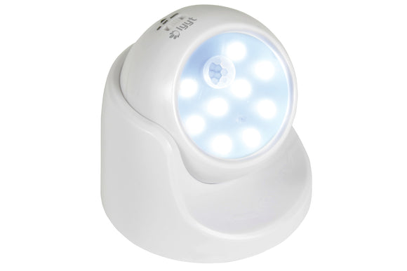 Wireless LED Motion Sensor Light - White - eav-online.com