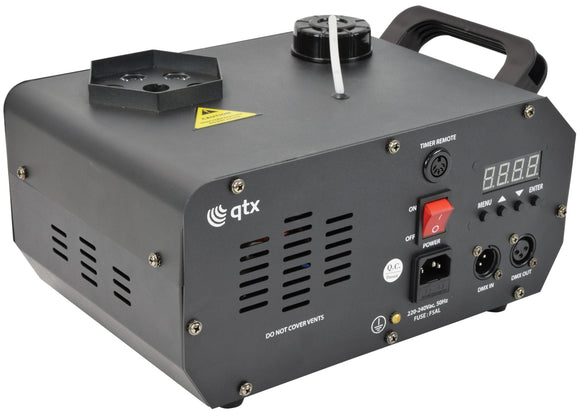 QTX FLARE-1000 Vertical LED Fog Machine - eav-online.com