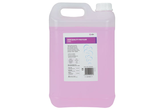 QTX High Quality Fog Fluid - 5L - eav-online.com