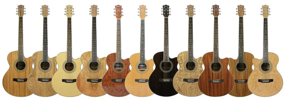 Native Series Electro-acoustic Guitars - eav-online.com