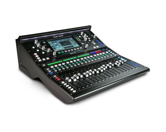 Allen & Heath SQ5 48 Channel 96kHz Digital Mixer 16 Onboard PreAmps - eav-online.com