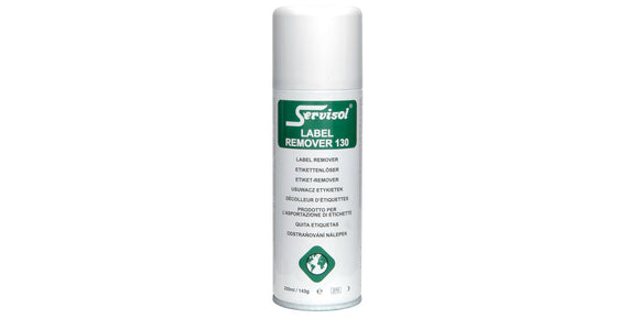 Label Remover 130, self adhesive label and sticker remover, 200ml - eav-online.com