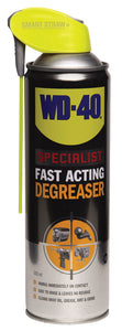 WD-40 Specialist Fast Acting Degreaser with Smart Straw 500ml - eav-online.com