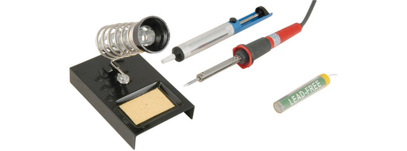 30W Soldering Iron with Accessories - eav-online.com