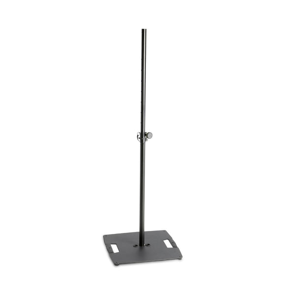 Gravity LS 331 B - Lighting Stand with Square Steel Base - eav-online.com