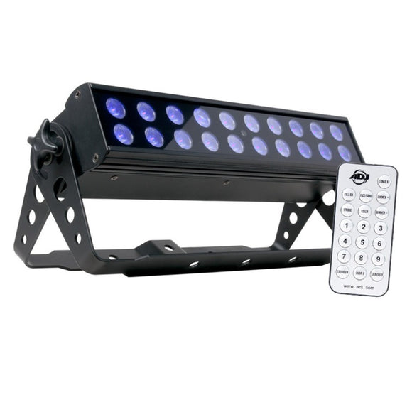 ADJ UV LED BAR20 IR Blacklight - eav-online.com