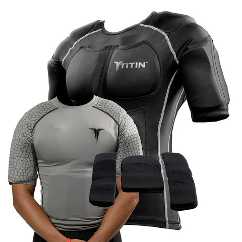 The TITIN Force™ 16LBS FLEX WEIGHT SYSTEM