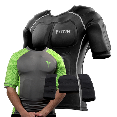 PRE ORDER The TITIN Force™ 8lbs Shirt System