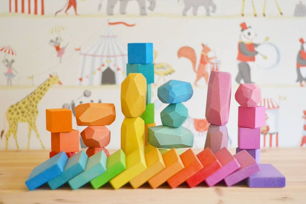 Ocamora - Wooden toys made with a lot of love