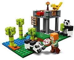 buy lego minecraft sets panda nursery