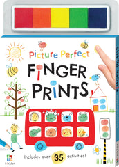 finger print kit kids play toys