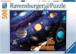 Ravensburger | 500pc | 147755 | The Solar System