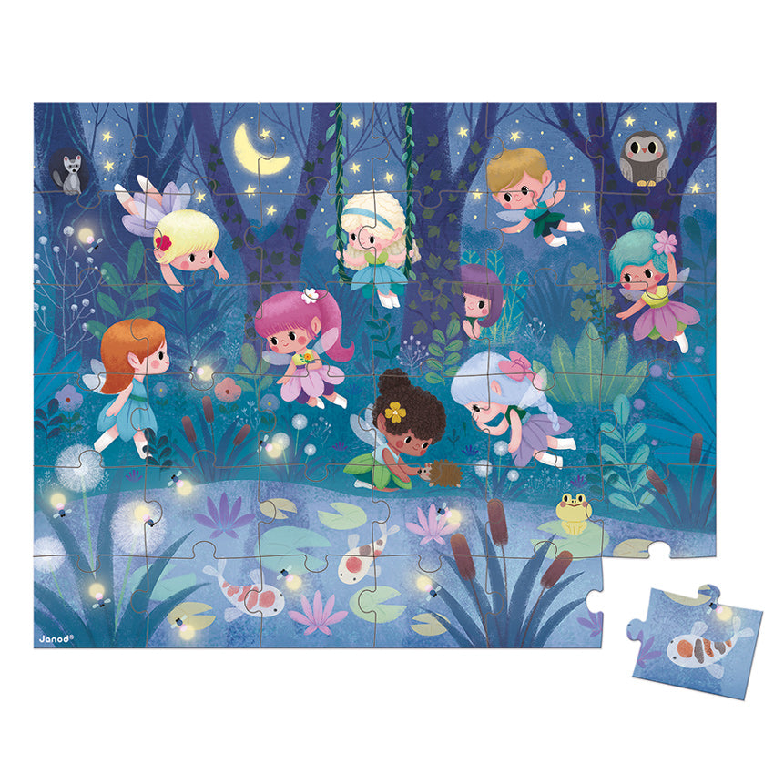 Janod | Puzzle | Fairies 36pc