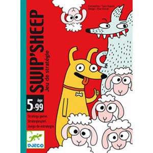 Djeco | Swip'Sheep Card Game