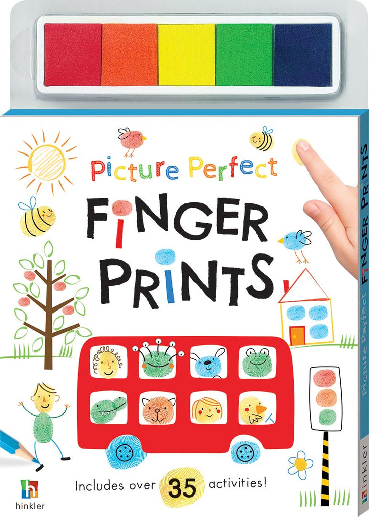 Finger Print Kit | Picture Perfect