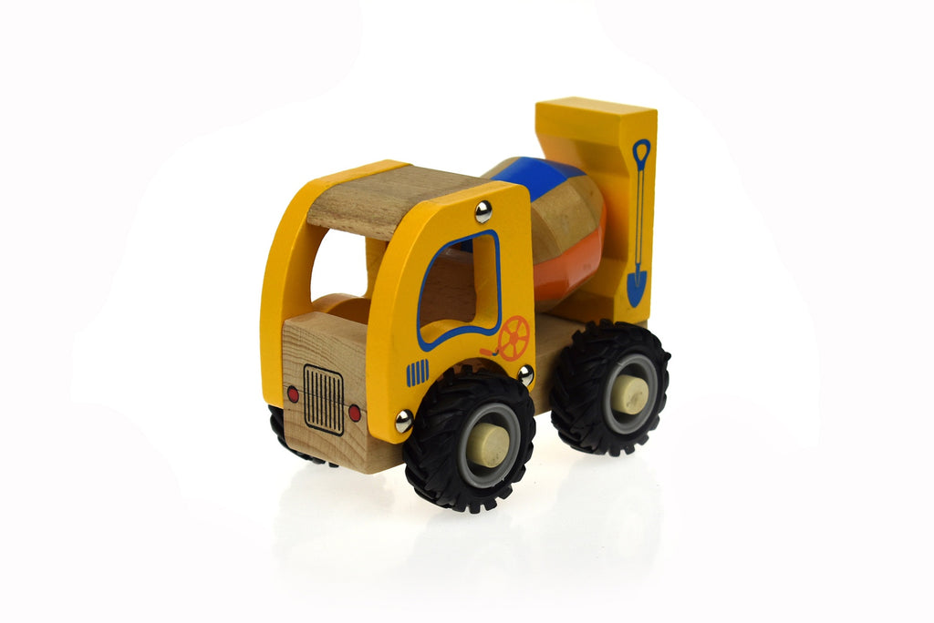 Boxed Vehicle | Cement Mixer