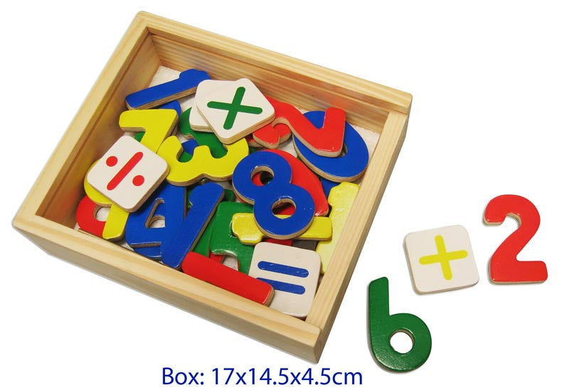 Fun Factory | Magnetic numbers 37 pc