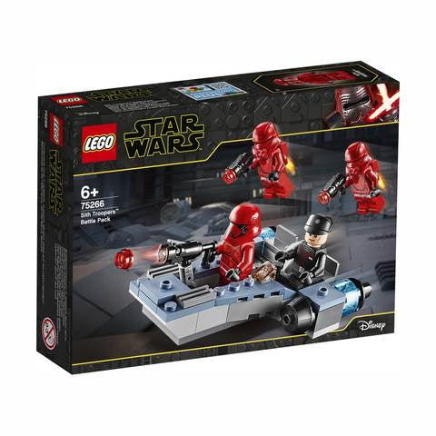 Lego | Star Wars | 75266 Sith Troopers Battle Pack