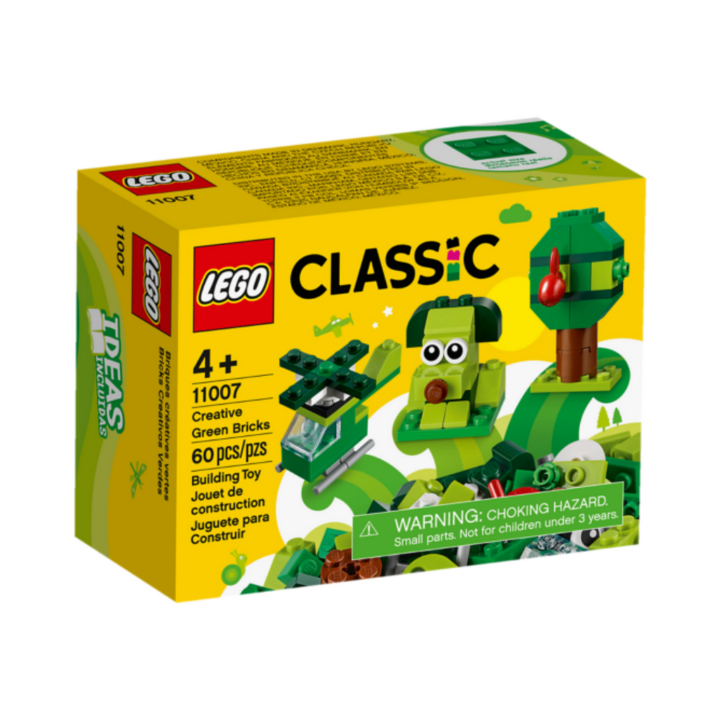 Lego | Classic | 11007 | Creative Green Bricks