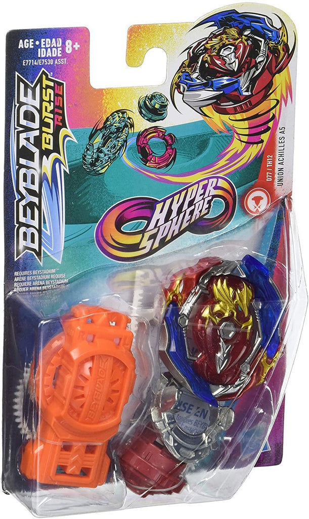 Hasbro | Beyblade | Beyblade Burst Rise | Hypersphere | Union Achilles A5
