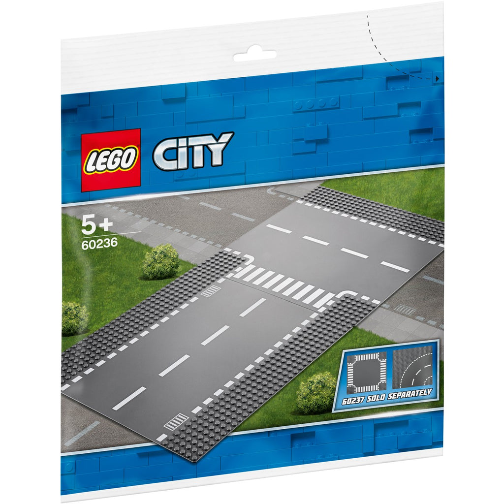 Lego | 60236 Straight Road Baseplate