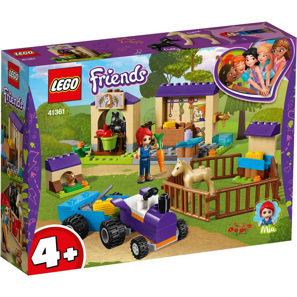 Lego | Friends | 41361 | Mia's Foal Stable