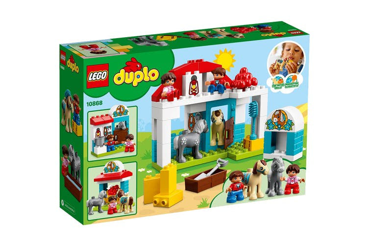 Lego | Duplo | 10868 Farm Pony Stable