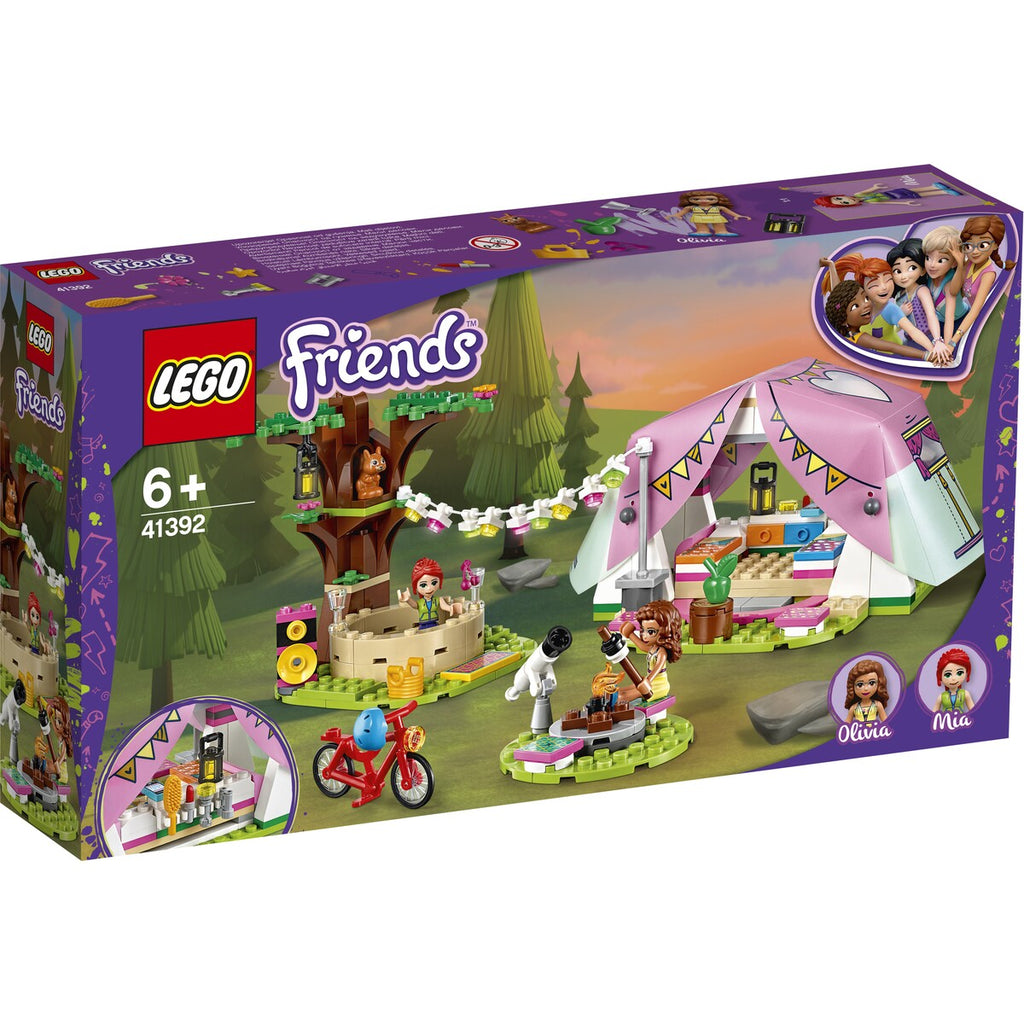 Lego | Friends | 41392 | Nature Glamping