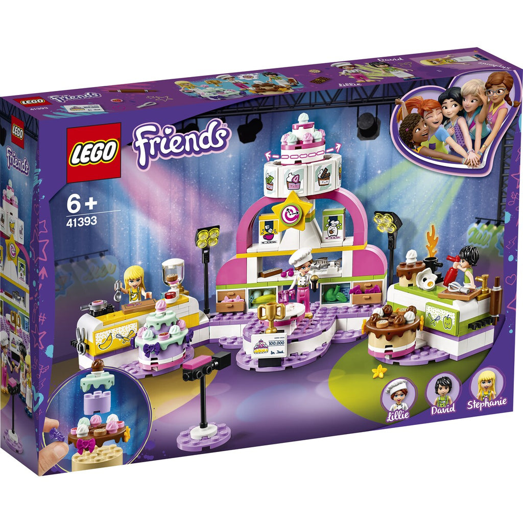 Lego | Friends | 41393 | Baking Competition