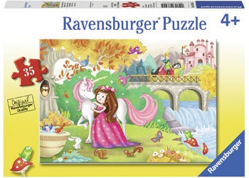 Ravensburger | 35pc | 086245 Afternoon Away