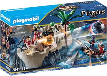 Playmobil | Pirates | 70413 Redcoat Bastion