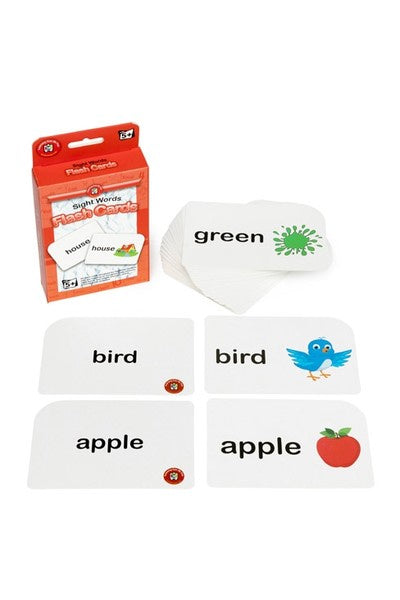 Learning can be fun | Sight Words Flash Cards